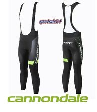 Cannondale Squadra Factory Bib Tight long Pantaloni da ciclismo lungo 16 CFR