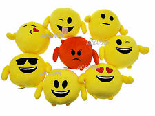 Peluche Emoticons Faccine Originali IMOJI diametro 20cm Morbidi Plush Emoticon