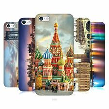 HEAD CASE DESIGNS CITY SKYLINES HARD BACK CASE FOR APPLE iPHONE 5C
