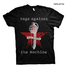 Official T Shirt Rage Against The Machine   Bulls On Parade Mic All Sizes