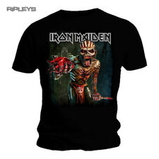 Official T Shirt IRON MAIDEN Book of Souls Europe   Tour 16' All Sizes