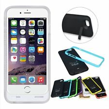 "External Battery Charger Case Cover 3600mAh Power Bank Pack For iPhone 6 4.7"" UK"