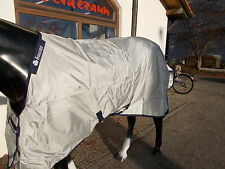 Bucas Power Turnout light Big Neck, breiter Hals, Regendecke, Fleece Füllung AV