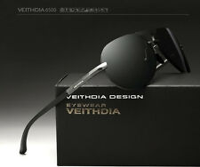 Veithdia Mens Polarized UV400 Aluminum Frame Sunglasses Sports Driving Eyewear