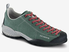 SCARPA MOJITO BICOLOR  LICHEN GREEN SPYCE RED  NUOVI ARRIVI ESTATE 2106