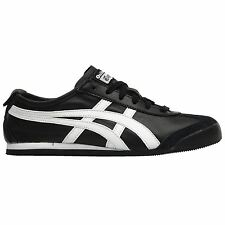 Onitsuka Tiger Mexico 66 Black White Womens Trainers