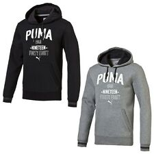 PUMA Athletic Hooded Sweat FL Hoody Men's Sweatshirt Hoodie