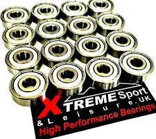 *XTREME 627 RS SWISS PREMIUM QUALITY Si3N4 CERAMIC HYBRID ABEC 11 BEARINGS