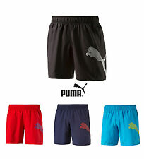 Puma Herren Badeshort Active Big Cat Beach Shorts M-XXL - mehrere Farben