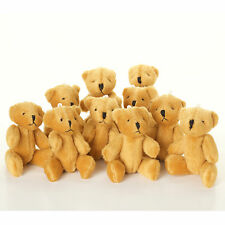 NEW - Brown Teddy Bears - Small Cute And Cuddly  - Gift Present Birthday Xmas