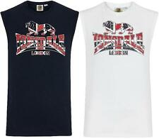 LONSDALE LONDON T-Shirt Sleeveless Tank Top MuscleShirt Ärmellos  Gr.M,L,XL,XXL