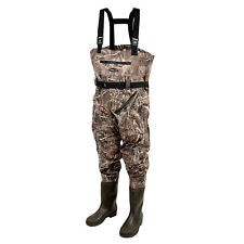 Prologic NEW Fishing Max5 Nylo-Stretch Chest Waders With Cleated Soles All Sizes