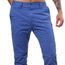 Redbridge by Cipo & Baxx Party Club colour Chino Hose EASE blau RB-190 W29bisW36
