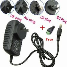 AC DC 12V  2A 110-240V  POWER SUPPLY ADAPTER CHARGER FOR 3528/5050 LED Strip