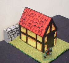 Peasant House for Medieval and Fantasy Wargaming BNIP
