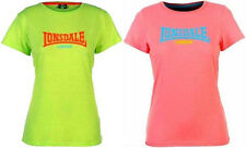 "Lonsdale London Ladies Damen T-Shirt "" Flock-Logo ""  Gr. M  ----Farbe Wählen----"