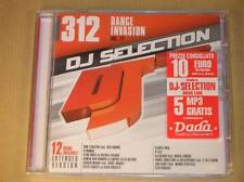 CD / DJ SELECTION 312 / DANCE INVASION 77 / NEUF SOUS CELLO
