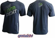 """Cannondale T-Shirt """" Good Fight """" blu scuro NUOVO"""
