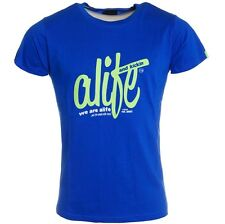 alife and kickin Herren rundhals Vintage Look T-Shirt Gerry slimfit we are alife
