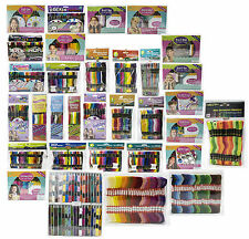 Embroidery Skeins and Kits