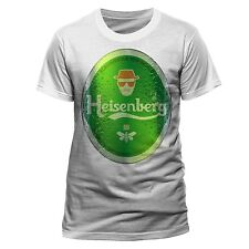BREAKING BAD - HEISENBERG Bier Logo T-Shirt