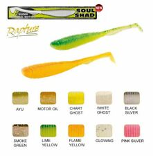 Esca Siliconica Rapture Soul Shad 11,5 cm Pesca Spinning Bass Trota         PP