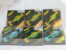 ONYX 1/43 Diecast Formula 1 Car BENETTON B193 B194 Schumacher SELECTION CHOOSE