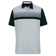 Glenmuir Easy-Care Polo Shirt with Stretch Fit - Large Only Left