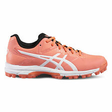 Asics Gel-Hockey Neo 4 Donna Hockey Scarpe 2016 Hockey Astros Flash Corallo