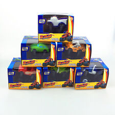 6pcs a Set Blaze and the Monster Machines Morpher Toy Racer Cars Kids Gifts