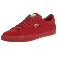 Puma Court Star Vulc Suede Herren Sneaker Schuhe rot leather 363222 02