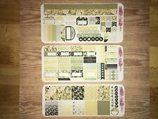 Buttercup Kit Pocket, Personal Planner Stickers for All Planners Types