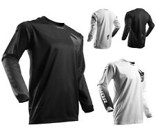 Thor Mx Jersey Impulsi Blackout Mx Maglia per Motocross Enduro Mx Cross