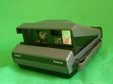 Polaroid Image 2 Instant Camera With Light Settings Working With Hand Strap