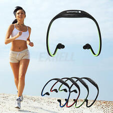 Sport Wireless Bluetooth Stereo Auricolari Cuffie Headset per Iphone Samsung H.D