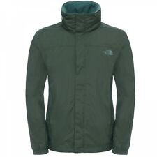 The North Face Herren Resolve Jacket Regenjacke Hardshelljacke Climbing Ivy Gree