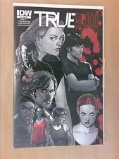 RARE COMICS / TRUE BLOOD # 6 DF EXCLUSIVE COVER / EDITION LIMITEE 1000 EXEMP.