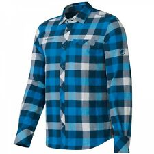 Mammut Belluno Winter Shirt Herren Outdoor Hemd Langarmhemd atlantic-orion