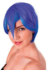 Ladies Cosplay Manga Wig Japanese Comic Cartoon Fancy Dress