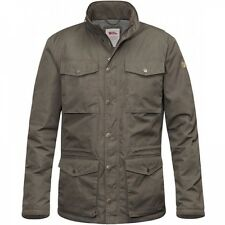 Fjällräven Räven Winter Jacket Herren Outdoorjacke Winterjacke mountain grey