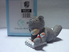 ME TO YOU BEARS - FIGURINE - PAWS FOR THOUGHT - 40021 - NEW & BOXED.