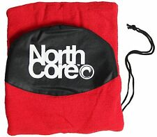 Northcore 9ft2 Surfboard Sock Red Longboard NEW bag stretch cover