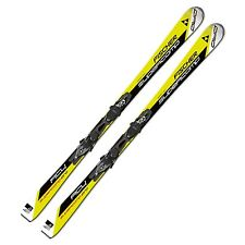 Ski Fischer RC4 Supercomp Pro RT On Piste Rocker + Bindung RS10 Z10 Powerrail