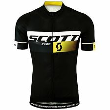 Scott Radtrikot RC Pro Shirt 2015 black/rc yellow