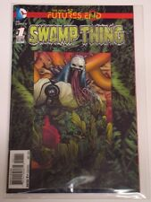 SOULE Swamp Thing (New 52 Futures End) No. 1 3D Cover (2014) 1970