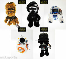 Felpa Star Wars Originales Kilo R2-D2 Chewbacca Darth Dart Fener BB-8 2016