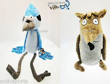 Soft toy Regular Show Original Mordecai 120 cm Rigby 80 cm Huge Giants XXL 3aade8500