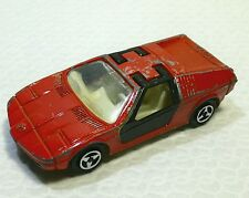MAJORETTE *  BMW - TURBO * ECH.1/60 *  No. 217 * MADE IN FRANCE