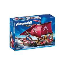 PLAYMOBIL 6681 Pirates - Chaloupe des soldats
