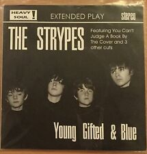 """The Strypes  """"Young Gifted & Blue"""" Limited  7"""" Vinyl"""
